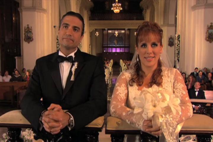 """Angélica Vale y Jaime Camil se casaron con """"La Fea Más ..."""