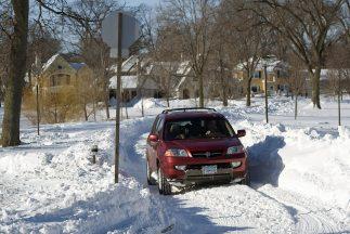 Las intensas nevadas no solo azotan Indiana sino también Ohio, Illinois...