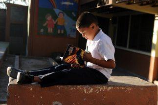 Menor hondureño. (Imagen de Archivo).