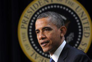 Obama prometió en su discurso de la victoria este mes hacer contacto con...