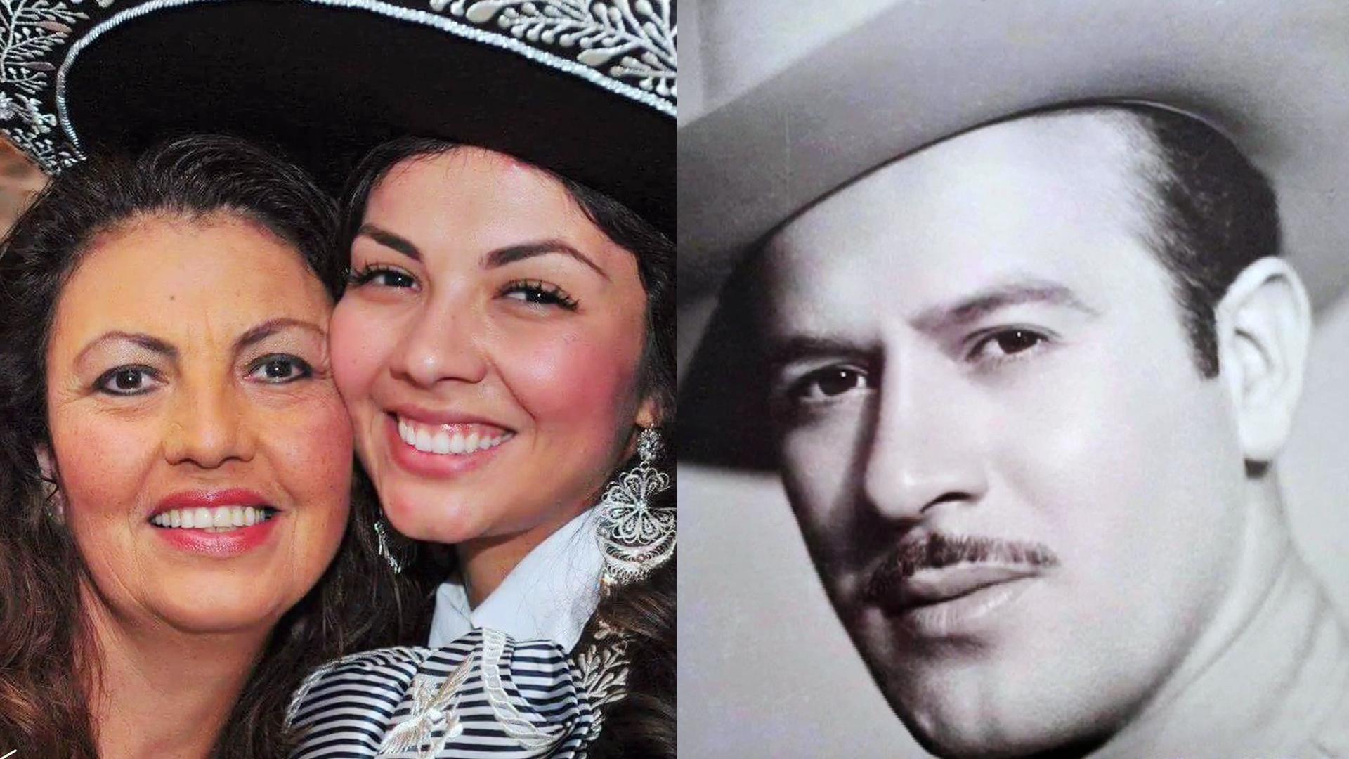 Gente que nos inspira: La nieta de Pedro Infante comparte