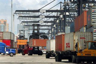 La Semar indicó que el decomiso ocurrió el 30 de abril en el puerto de V...
