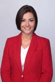 Adriana Vargas, Presentadora de Noticias Univision 41 a las 6 y a las 11...