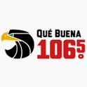 Logo San Diego Qué Buena 106.5