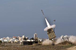 El gobierno de Jerusalén define el escudo de misiles anti-misiles como u...
