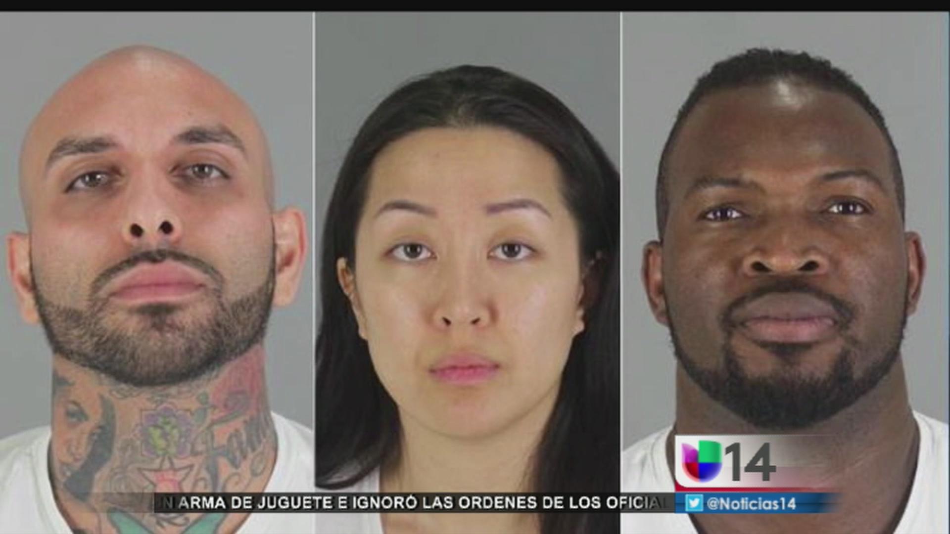 Presentan cargos de homicidio contra los tres implicados en la muerte de...