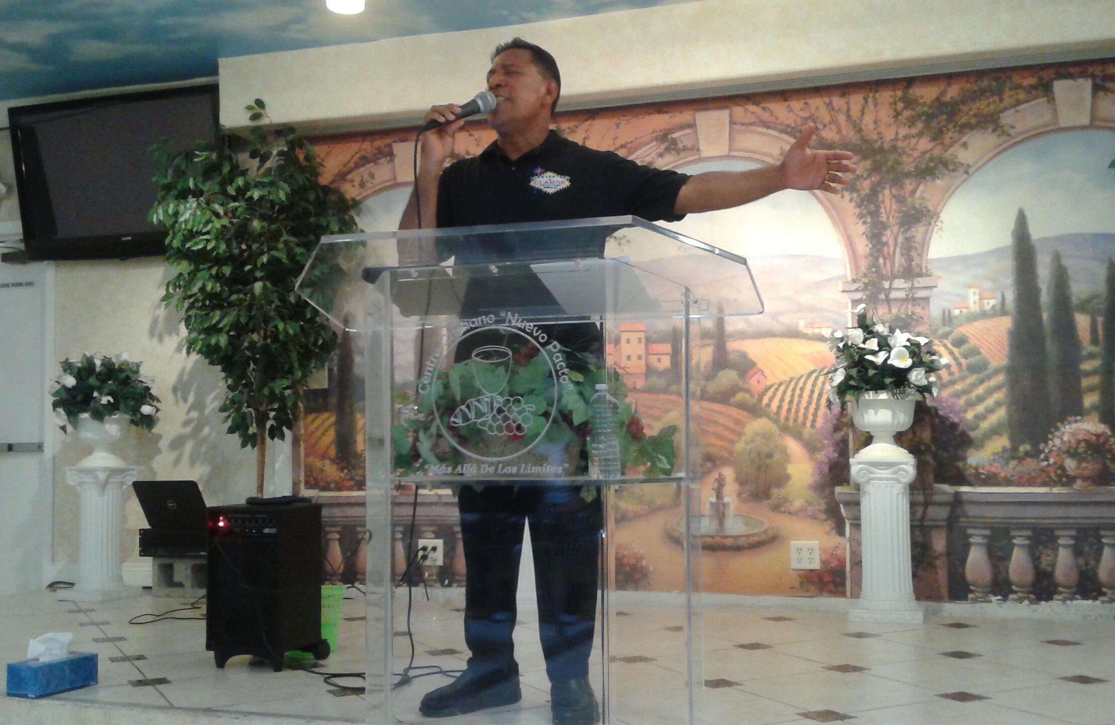 noticias estados unidos pastor chicago evangelicos hispanos eeuu