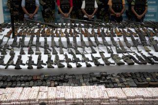 El operativo 'Rápido y Furioso' permitió el ingreso de miles de armas de...