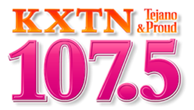 Tejano and Proud music that you want in San Antonio KXTN 107.5 santanton...