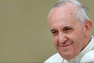 El papa Francisco es uno de los candidatos al Nobel de la Paz.
