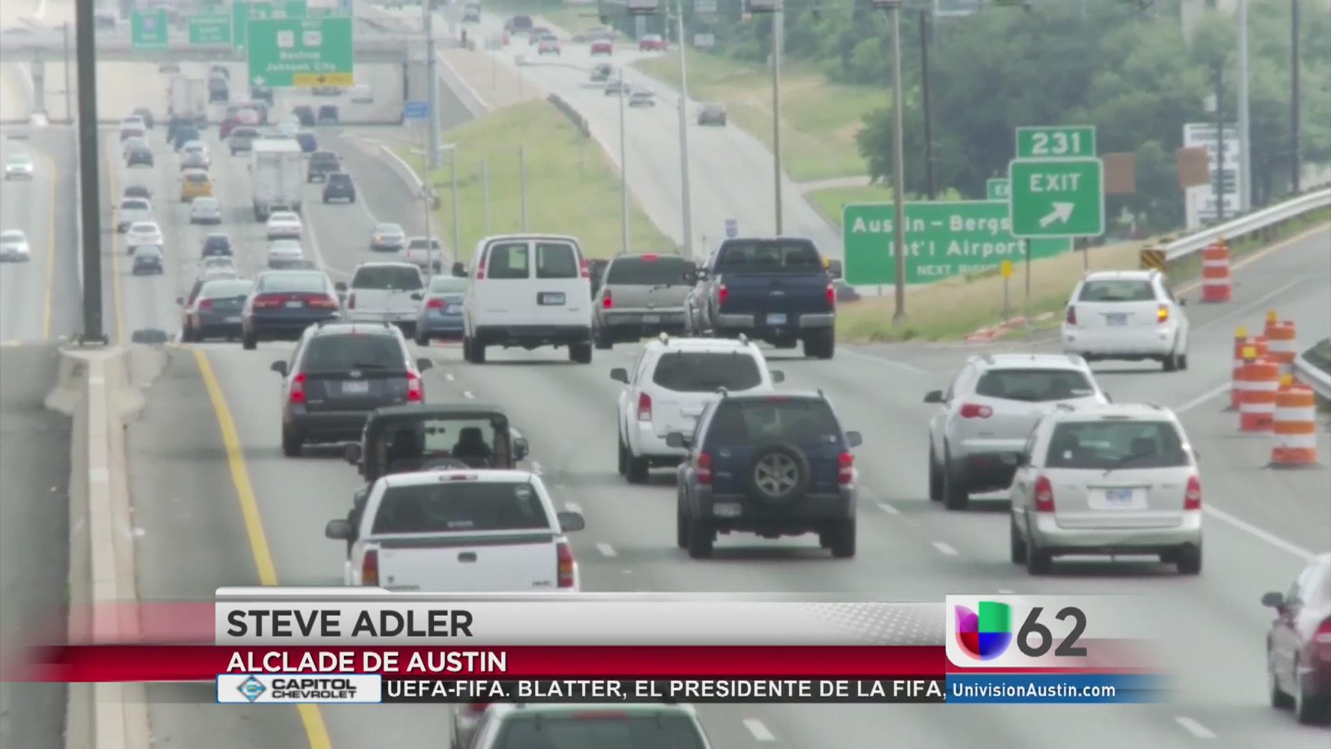 Líderes de Austin discuten cómo solucionar la congestión vial