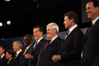 Republicanos debaten en Carolina del Sur