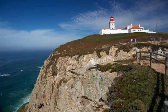 Cabo da Roca, Sintra, Portugal Fotos por Victor Wong /Flickr