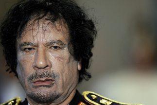 A dos años de la muerte de Muamar Gadafi