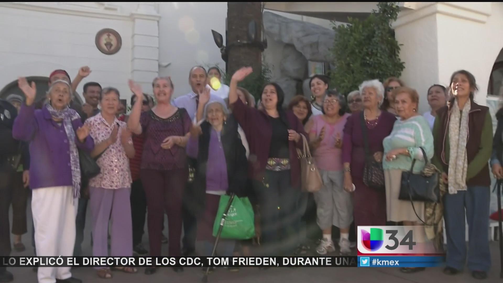 Creyentes se llenan de esperanza con la visita del papa Francisco a México