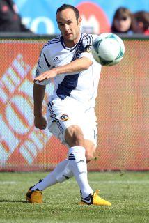 Landon Donovan estará con Estados Unidos en la Copa Oro.