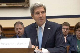 John Kerry: 'No esperaremos mucho por una propuesta'