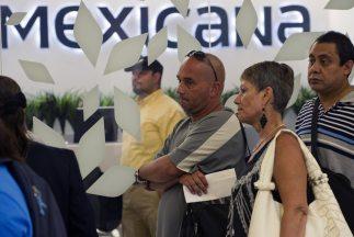 Mexicana de Aviación no concreta su venta con los posibles inversionistas.