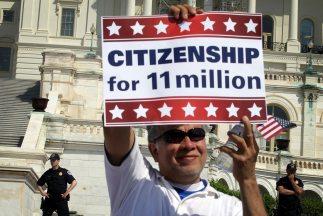 Los 11 millones de indocumentados de Estados Unidos claman una vía de le...