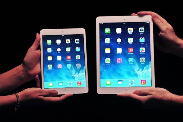 La siguiente iPad Air podría tener más opciones de colores.
