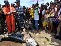 Devastador tifón en Filipinas y China ha dejado al menos 55 muertos 54b7...