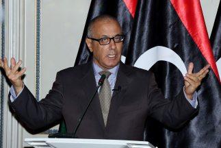 Ali Zeida, primer ministro de Libia se encuentra en paradero desconocido.