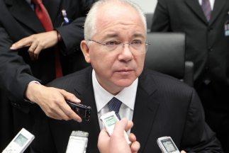 Rafael Ramírez,ministro venezolano de Petróleo y Minería.