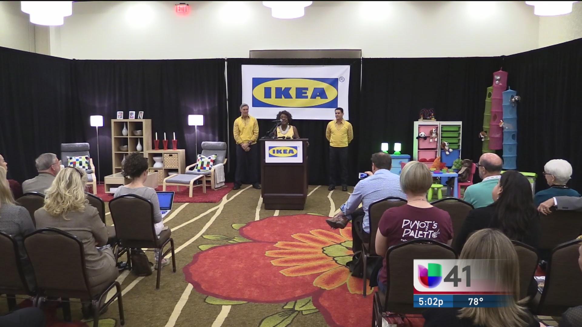 Ikea promete generar cientos de nuevos empleos en el for Ikea san antonio
