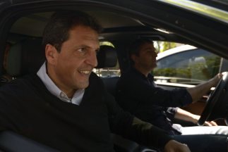Sergio Massa hizo de la duda la estrategia de campaña más eficaz para co...