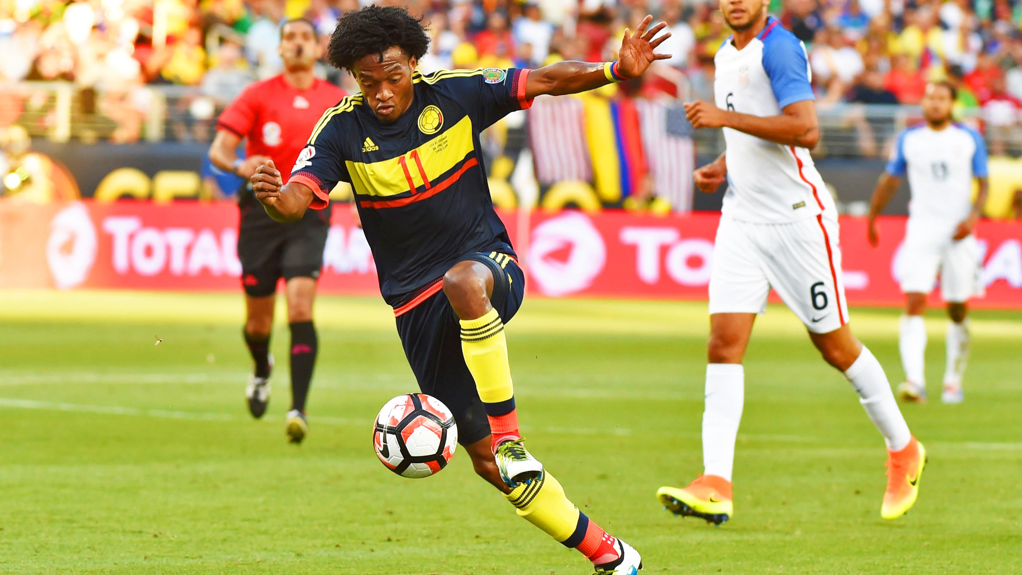 Calificamos a Colombia contra Estados Unidos - Univision