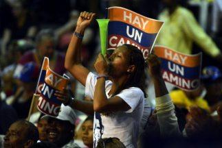 Los venezolanos se preparan para elegir nuevo presidente.
