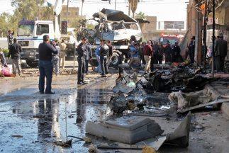 Dos de los ataques se registraron en el centro de la urbe, junto a la se...