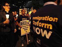 En 45 estados de EU debaten nuevas leyes de migración, algunas son répli...