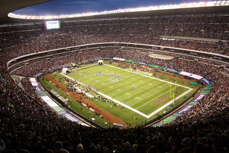 Estadio azteca tendr inversi n de 12 millones de d lares for Puerta 1 estadio azteca