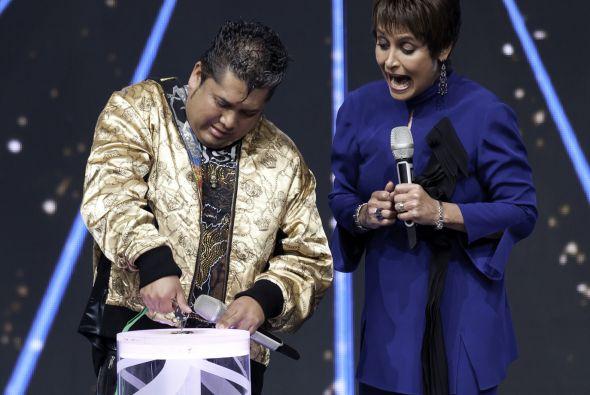 'Starfire' fue el ganador del primer programa.