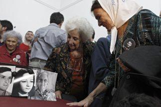 Ana Libertad, de 37 años, conoció su verdadera identidad a raíz de una i...