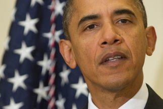 El Presidente de Estados Unidos, Barack Obama, pidió a congresistas del...