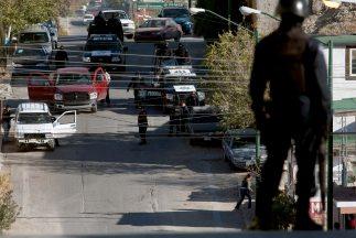 La única mujer policía de un poblado de Chihuahua afectado por la violen...