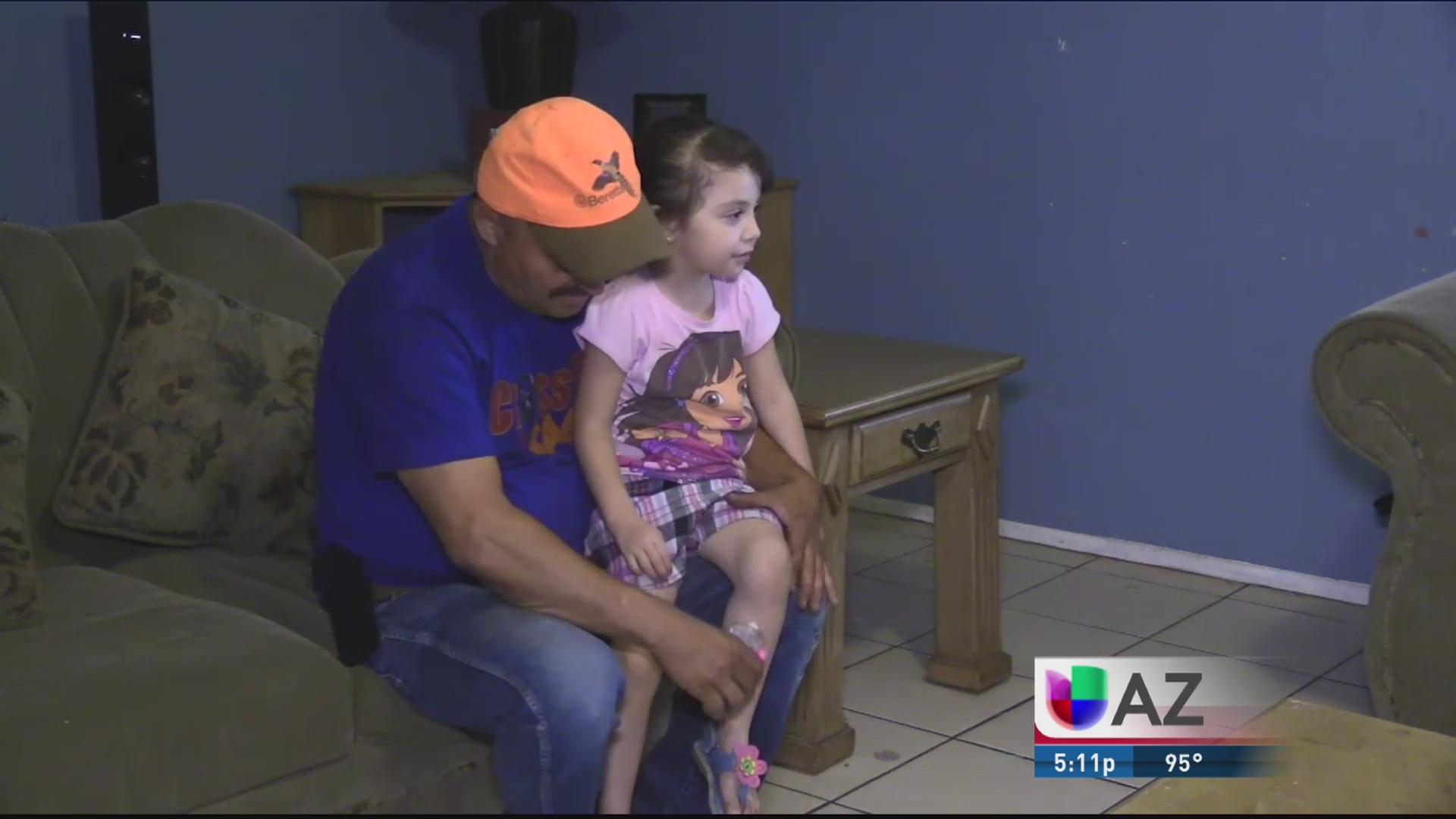 Familia vive la pesadilla de la deportación por segunda ocasión