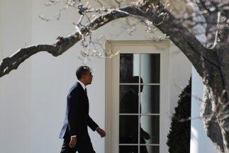 El presidente Barack Obama prometió em 2008 que empujaría una reforma mi...