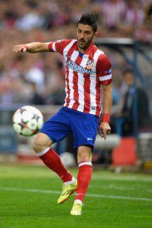 David Villa podr'ia aterrizar en la MLS.