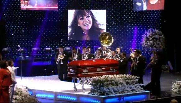 Adiós a Jenni Rivera