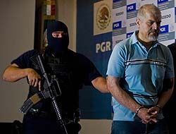EU: Acusan a 43 personas por narcotráfico entre ellos funcionario mexica...