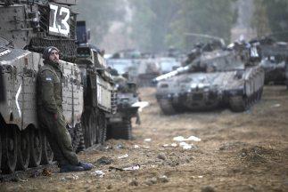 El gobierno de Israel movilizó a miles de tropas en los últimos cinco dí...