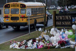 Desde la matanza, los alumnos de esa escuela fueron trasladados a otro c...