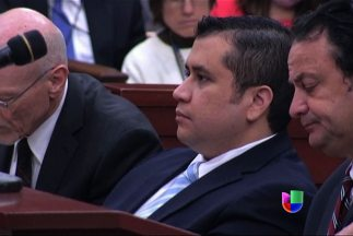 Temor ante juicio contra George Zimmerman