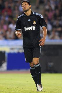 Garay no pudo afianzarse en el Madrid y ahora probará suerte en el fútbo...
