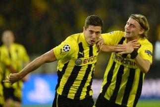 El Dortmund goleó al Madrid en la ida