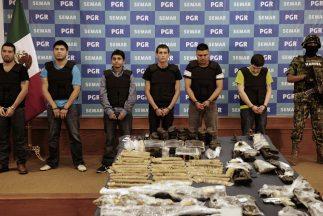 Las autoridadescapturaron o en ocasiones eliminaron a los hombres que e...