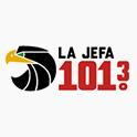Logo Albuquerque La Jefa 101.3 FM